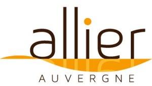 logo Allier tourisme