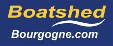 2 line boatshed Bourgogne
